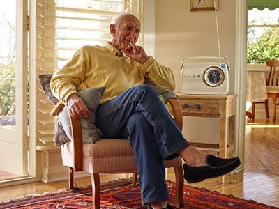 COPD患者さんに対する在宅での非侵襲的換気