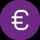 コネクテッドヘルスによるコスト削減のアイコン